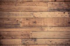 Brunt trä Arkivfoton