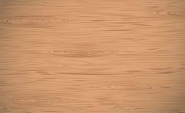 Brunt träklipp, skärbräda, tabell eller golvyttersida Trä texturerar royaltyfri illustrationer