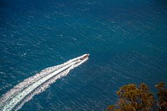Bruny Island Cruises Royalty Free Stock Photos