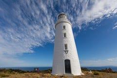 Bruny Island Lighthouse, South Bruny National Park, Bruny Island. Tasmania, Australia royalty free stock photography