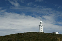 Bruny Island Lighthouse Tasmania Royalty Free Stock Images