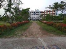 BRUR-Campus stock fotografie