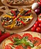 Bruscettas Stock Image