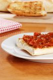 Bruschetta Stock Images