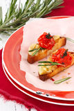 Bruschetta. Stock Photography