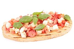 Bruschetta Royalty Free Stock Image