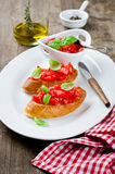 Bruschetta Stock Photos