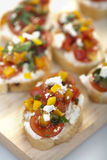 Bruschetta Stock Image