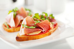 Free Bruschetta Royalty Free Stock Photography - 50736117