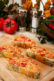 Bruschetta Royalty Free Stock Photos