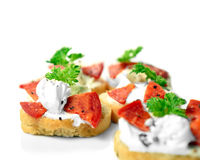Bruschetta 3 Royalty Free Stock Images