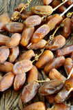 Dried fruit dates Royalty Free Stock Image