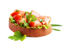 Bruschette Stock Images