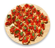 Bruschette Stock Image