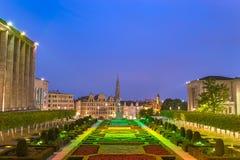 Bruselas Bélgica Fotos de archivo