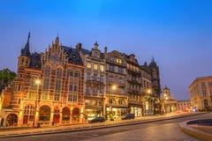 Bruselas Bélgica Foto de archivo