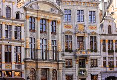 Bruselas, Bélgica, Grand Place Fotos de archivo