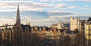 Bruselas-Bruselas Imagen de archivo