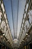 Bruselas, Galeries Royales Santo-Huberto Fotos de archivo libres de regalías
