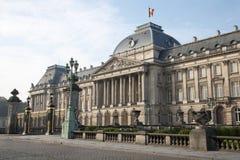 Bruselas - Royal Palace Fotografía de archivo