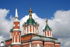 Brusensky monastery. Kremlin in Kolomna, Russia. Royalty Free Stock Images