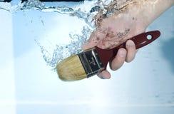 Brush Stock Image