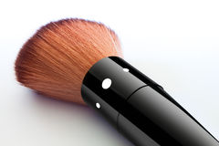 Brush. A makeup brush shot on white background Royalty Free Stock Photos