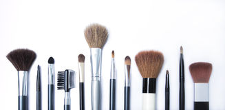 The brush Royalty Free Stock Images