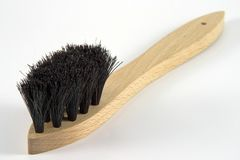 A Brush Royalty Free Stock Photo