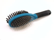 Brush. For pets Royalty Free Stock Image