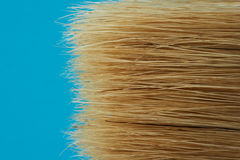 Brush. A close shot of a brush Stock Photos