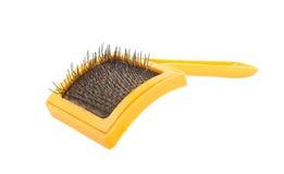 Brush for animals Stock Photo