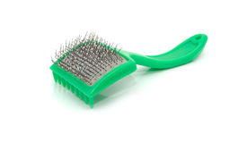 Brush for animals Royalty Free Stock Photos