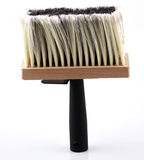 Brush for cleaning. Isolated on a white background Royalty Free Stock Image