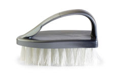 Brush for cleaning utensils Royalty Free Stock Photo