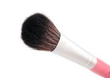 brush cosmeticen Royaltyfri Foto