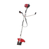 Brush cutter isolated Royalty Free Stock Photo
