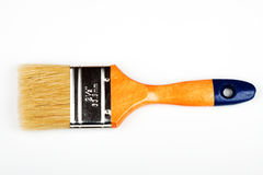 Brush for drawing. Isolated on a white background Stock Images