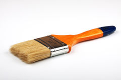 Brush for drawing. Isolated on a white background Royalty Free Stock Photography