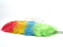 Brush dust Royalty Free Stock Images