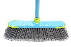 Brush for a floor Stock Images