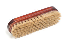Brush for footwear Royalty Free Stock Photo