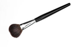 Brush for make-up Royalty Free Stock Photography