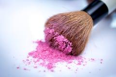 Brush make-up Stock Photos