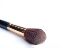 Brush for make-up Royalty Free Stock Image