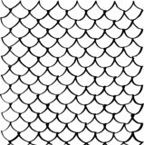 Wire fence mesh pattern, freehand drawn image, digitally remastered black and white texture. Brush marker drawn linear base artwork, multiplied digitally, to stock illustration