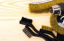 Brush Metal Royalty Free Stock Image