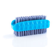 Brush for Nails Hygiene Royalty Free Stock Photos