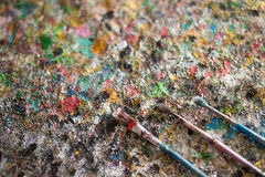 Brush, paint, artistic Royalty Free Stock Photo