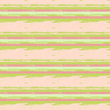 Brush painted stripes Royalty Free Stock Photos